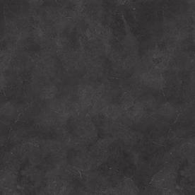 "Wilsonart 48"" x 96"" Black Alicante Laminate Countertop Sheet"