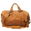 Brown Bag Company Leather Zippered Closed Tool Bag