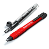 STRIKER Mechanical Carpenter Pencil with Dura Lead Replacement Lead Combo Pack