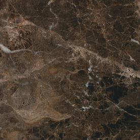 Bedrosians 12-in x 12-in Brown Marble Floor Tile