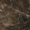 Bedrosians 18-in x 18-in Brown Marble Floor Tile