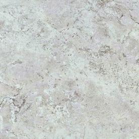 Bedrosians 6-Pack Illusions Silver Glazed Porcelain Indoor/Outdoor Floor Tile (Common: 20-in x 20-in; Actual: 19.68-in x 19.68-in)