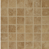 Bedrosians Roma Camel Glazed Porcelain Mosaic Square Indoor/Outdoor Floor Tile (Common: 13-in x 13-in; Actual: 12.875-in x 12.875-in)