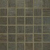 Bedrosians 13-in x 13-in Silk Road Iron Glazed Porcelain Mosaic Floor Tile