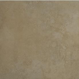 Bedrosians Roma 6-Pack Almond Porcelain Floor Tile (Common: 20-in x 20-in; Actual: 19.68-in x 19.68-in)