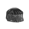 Fire Sense 24-in Black Round Firepit Cover