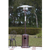 Fire Sense 46,000-BTU Bronze Steel Floorstanding Liquid Propane Patio Heater