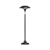 Well Traveled Living 5,118-BTU Bronze Stainless Steel Electric Patio Heater