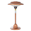 Well Traveled Living 5118 BTU Copper Stainless Steel Electric Patio Heater