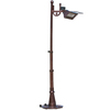 Fire Sense Pole-Mounted Infrared Patio Heater
