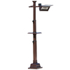Fire Sense Pole-Mounted Infrared Patio Heater with Table