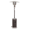 Fire Sense 44,000-BTU Mocha Steel Floorstanding Liquid Propane Patio Heater