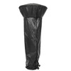 Fire Sense 90-in Black Patio Heater Cover
