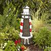 Garden Treasures Lighthouse Fountain