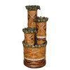 Garden Treasures Tiki 3-Tier Fountain