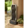 Garden Treasures 39.35-in Resin Wall Fountain