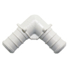 Apollo 2-Pack 1/2-in dia Brass/Plastic PEX Elbow Crimp Fittings