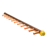Apollo Hydronic 11-Outlet Baseboard Heater Manifold