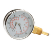Apollo Temperature and Pressure Gauge
