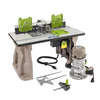 Blue Hawk 2-HP Fixed Corded Router