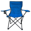 Garden Treasures Blue Steel Camping Chair