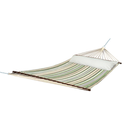 EAN 6920549111095 Product Image For Garden Treasures 176 In Green Polyester  Double Hammock | Upcitemdb ...