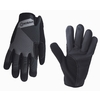 Kobalt Large Unisex Synthetic Leather Work Gloves
