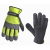 Kobalt Large Men's Synthetic Leather Work Gloves
