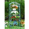 Garden Plus 2.25-ft L x 1.58-ft W x 5.33-ft H Metal Greenhouse