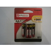 Utilitech 6-Pack AAA Alkaline Batteries