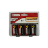Utilitech 8-Pack 9V Alkaline Batteries