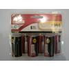 Utilitech 6-Pack C Alkaline Batteries