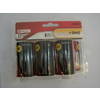 Utilitech 6-Pack D Alkaline Batteries