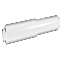 Project Source Seton White Surface Mount Toilet Paper Holder
