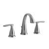 AquaSource 2-Handle Widespread WaterSense Bathroom Faucet (Drain Included)