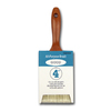 All Purpose Polyester Flat Sash Paint Brush (Common: 4-in; Actual: 4-in)