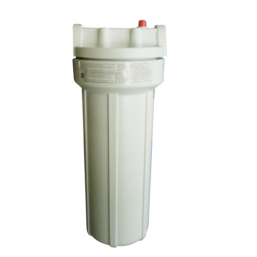 Shop whirlpool 10 in under sink complete filtration system at - Lowes water filter under sink ...