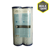 Whirlpool 2-Pack Standard Whole House Pleated Replacement Water Filters