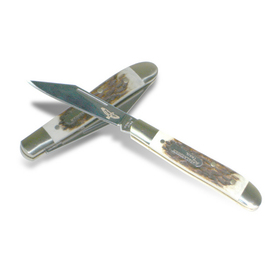 "Appalachian Trail 2-1/4"" Stainless Steel Pocket Knife"
