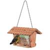Garden Treasures Garden Treasures Natural Cedar Cedar Platform Bird Feeder
