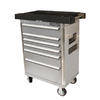 Kobalt 6-Drawer 27-in Stainless Steel Tool Cabinet