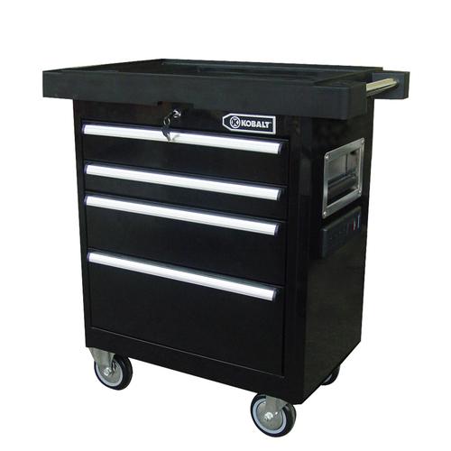 Kobalt 6 Drawer 27 In Steel Tool Cabinet Black Filecloudgem