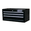 Kobalt 3-Drawer 26-in Steel Tool Chest (Black)