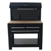 Kobalt Heavy Duty 3-Drawer Workbench Black