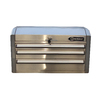 Kobalt 3-Drawer 26-in Stainless Steel Tool Chest