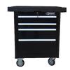 Kobalt 35.7-in x 27-in 4-Drawer Ball-Bearing Steel Tool Cabinet (Black)