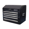 Kobalt 5-Drawer 27-in Steel Tool Chest (Black)