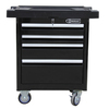 Kobalt 35.6-in x 27-in 4-Drawer Ball-Bearing Steel Tool Cabinet (Black)