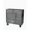 Kobalt 41-in x 41-in 11-Drawer Ball-Bearing Stainless Steel Tool Cabinet