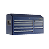 Kobalt 22.5-in x 41-in 9-Drawer Ball-Bearing Steel Tool Chest (Blue)